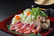 3月1日から会津の郷土料理、さくら鍋がお楽しみいただけます